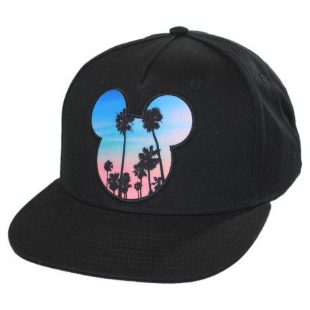 Neff Palms Mickey Prime Snapback Baseball Cap