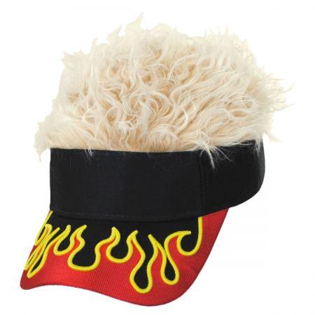 Flair Hair Flame Visor