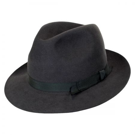 Signes 70 Gram Beaver Fur Felt Fedora Hat