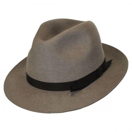 Signes 70 Gram Beaver Felt Fedora Hat