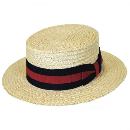 Synonyms for straw hat: panama, panama hat, hat, repertory company, chapeau, panamas, summer stock, skimmer, sailor, boater, panama, leghorn.