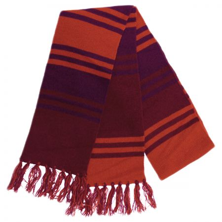 4th Doctor 6 Foot Long Scarf alternate view 1