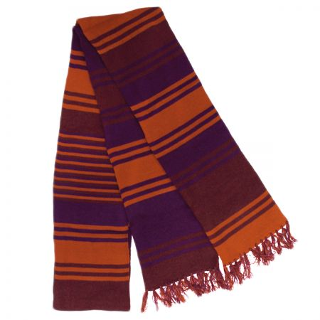 4th Doctor 12 Foot Long Scarf alternate view 1