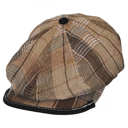 Carlos Santana Jukebox Newsboy Cap