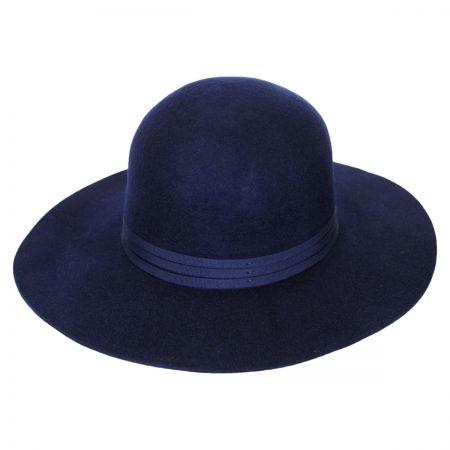 Brixton Hats Magdalena Wool Felt Wide Brim Hat
