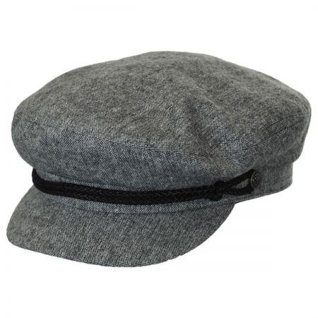 Brixton Hats Wool Fiddler Cap