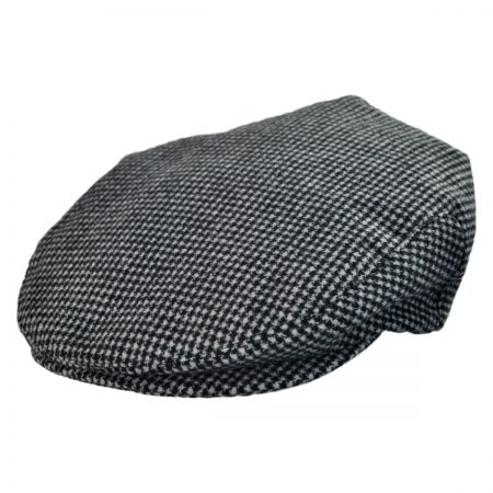 Brixton Hats Barrel Houndstooth Ivy Cap Tan/ Black