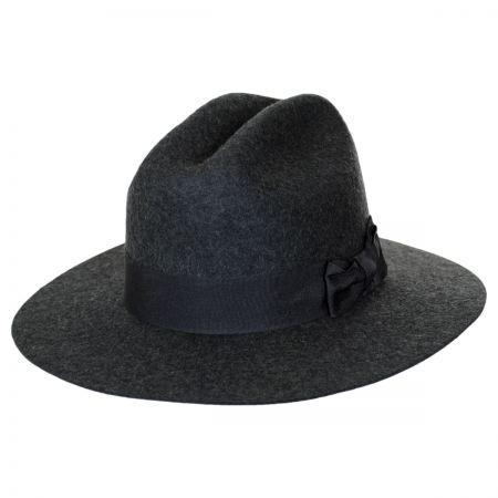 Brixton Hats Tara Wool Felt Fedora Hat