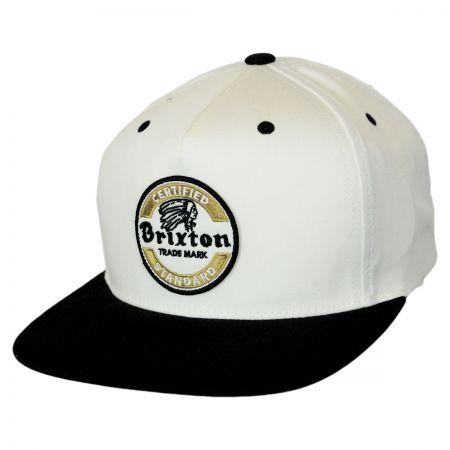 Brixton Hats Soto Snapback Baseball Cap