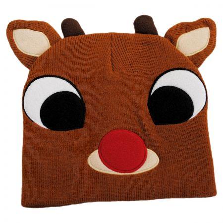 Elope Rudolph Knit Beanie Hat