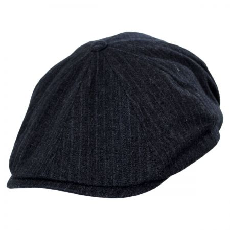 Kangol Ripley Suited Cotton Newsboy Cap