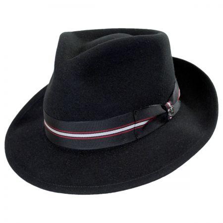 Biltmore Elite C-Crown Fedora Hat