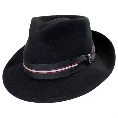 Biltmore Elite Wool Felt Fedora Hat