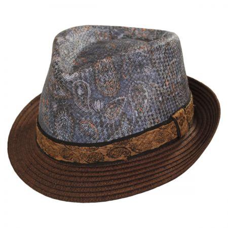 Carlos Santana Remix Fedora Hat