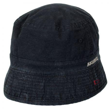A. Kurtz Reversible Buckley Cotton Bucket Hat