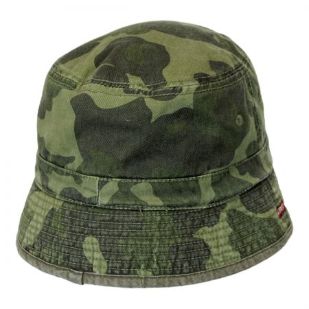 A. Kurtz Reversible Buckley Bucket Hat