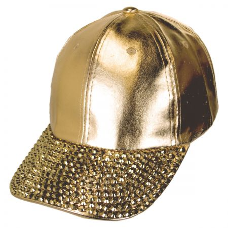Something Special Metallic Stud Ball Cap