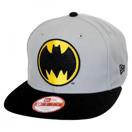 New Era DC Comics Batman Sub Under 9Fifty Snapback Baseball Cap