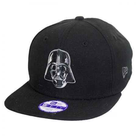 New Era Star Wars Darth Vader Block Back 9Fifty Kids' Snapback Baseball Cap