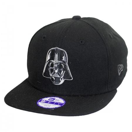 New Era Star Wars Darth Vader Block Back 9Fifty Youth Snapback Baseball Cap