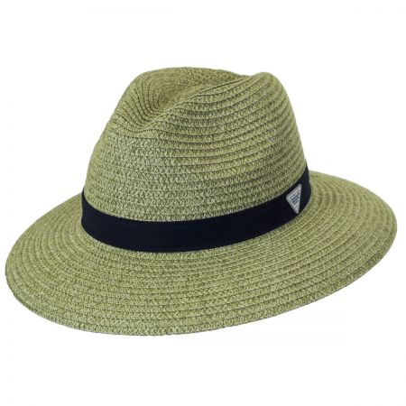 Packable Fedora at Village Hat Shop 8cc6fe65be39