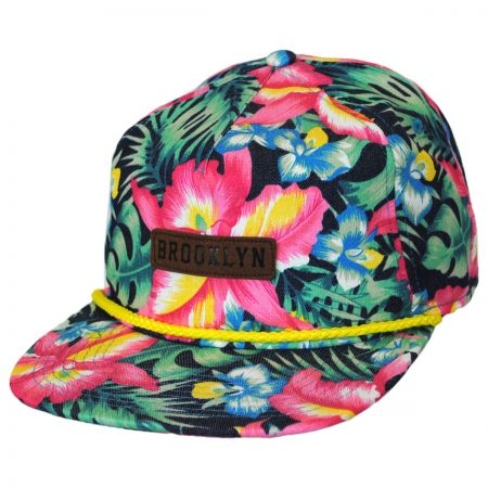 Brooklyn Hat Co Hawaii 5-0 Snapback Baseball Cap