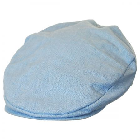 Stacy Adams Linen and Cotton Blend Ivy Cap