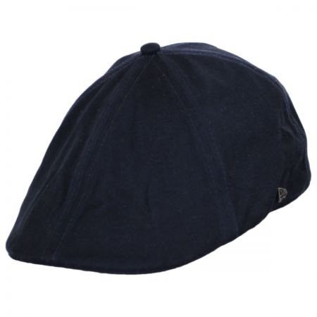 EK Collection by New Era Cotton Canvas Duckbill Ivy Cap