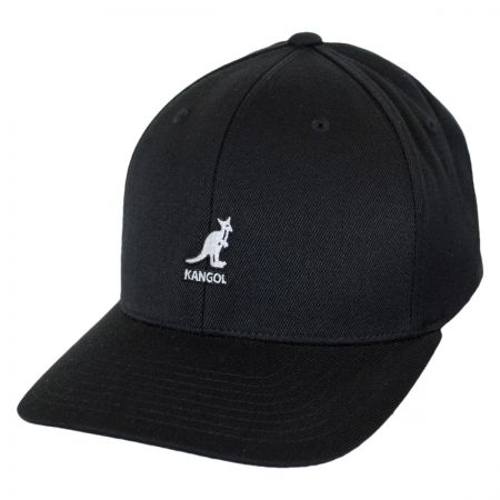Logo Wool FlexFit Fitted Baseball Cap alternate view 5