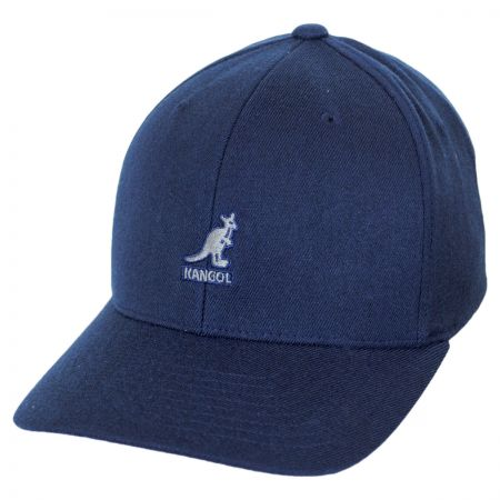 Logo Wool FlexFit Fitted Baseball Cap alternate view 69