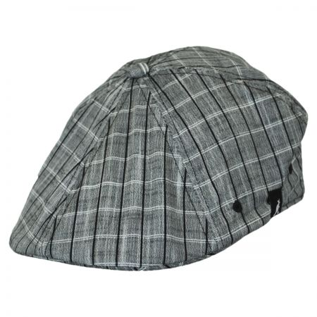 Kangol Flexfit Plaid Rayon Blend 504 Ivy Cap