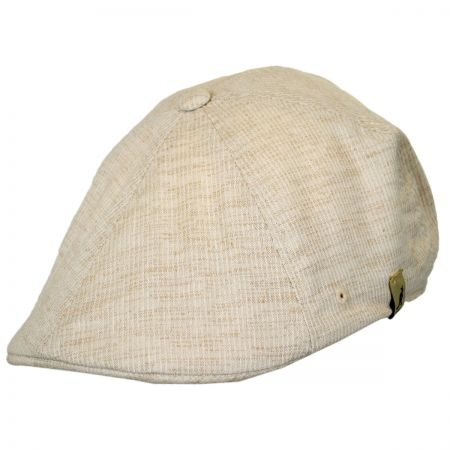 Kangol Flexfit Pinstripe Cotton Blend 504 Ivy Cap