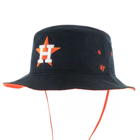 47 Brand Houston Astros MLB Kirby Bucket Hat