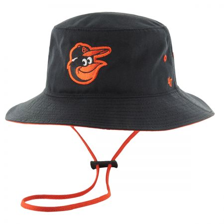 47 Brand Baltimore Orioles MLB Kirby Bucket Hat