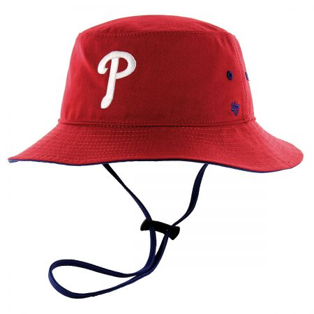 47 Brand Philadelphia Phillies MLB Kirby Bucket Hat