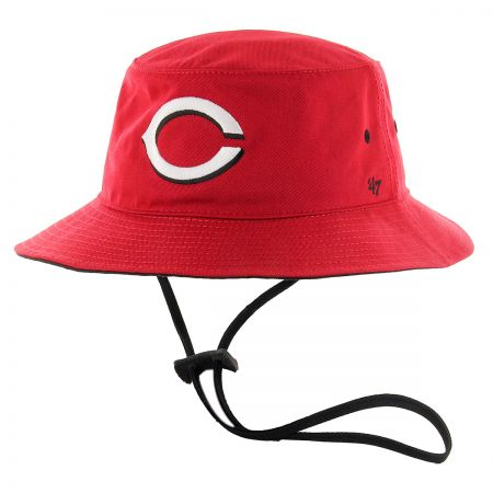 47 Brand Cincinnati Reds MLB Kirby Bucket Hat