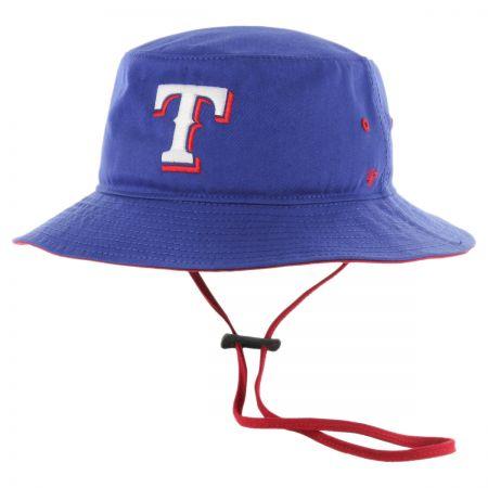 47 Brand Texas Rangers MLB Kirby Bucket Hat