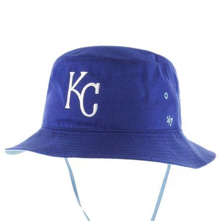 47 Brand Kansas City Royals MLB Kirby Bucket Hat