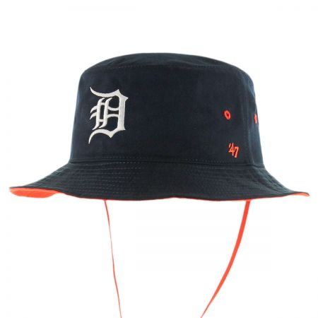 47 Brand Detroit Tigers MLB Kirby Bucket Hat
