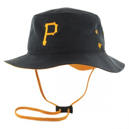 47 Brand Pittsburgh Pirates MLB Kirby Bucket Hat