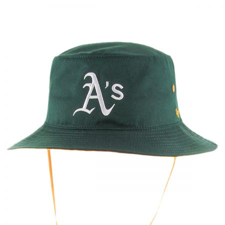 47 Brand Oakland Athletics MLB Kirby Bucket Hat