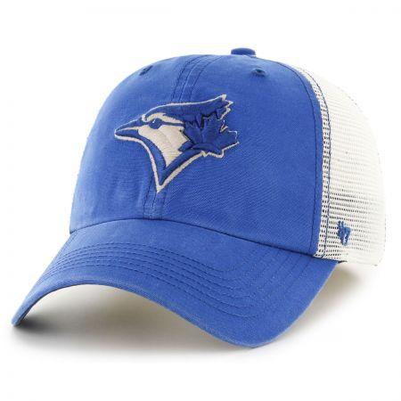 Toronto Blue Jays MLB Rockford Mesh Fitted Baseball Cap