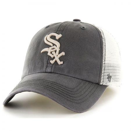 47 Brand Chicago White Sox MLB Rockford Mesh Baseball Cap