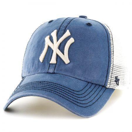 47 Brand New York Yankess MLB Rockford Mesh Baseball Cap