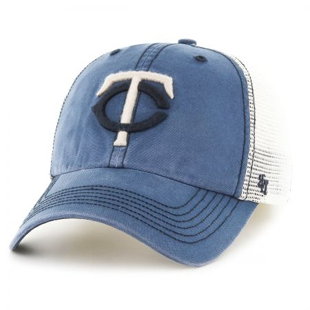 47 Brand Minnesota Twins MLB Rockford Mesh Baseball Cap