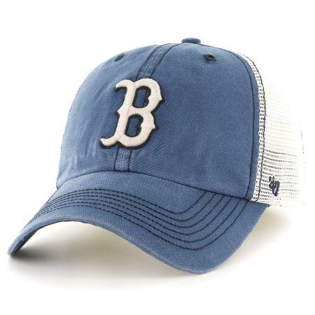47 Brand Boston Red Sox MLB Rockford Mesh Baseball Cap