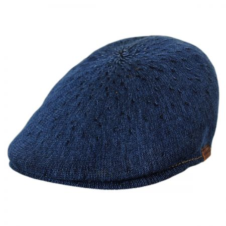 Kangol Denim Cotton Blend 507 Ivy Cap