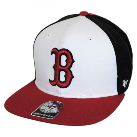 47 Brand Boston Red Sox MLB Amble Snapback Baseball Cap