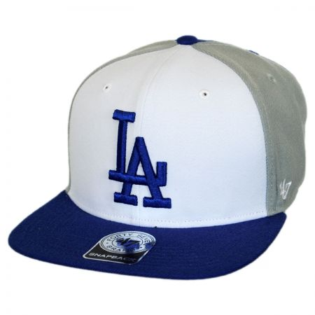 47 Brand Los Angeles Dodgers MLB Amble Snapback Baseball Cap