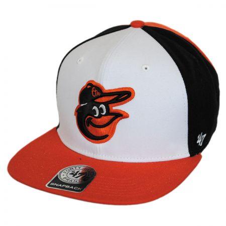 47 Brand Baltimore Orioles MLB Amble Snapback Baseball Cap